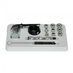 Kit de 9 puntas para BrumiPeel sin filtro