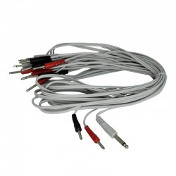 CABLE CORPORAL PLUG 6.5MM -...