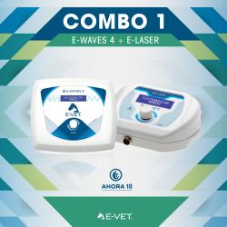 Combo 1 - E-waves 4 VET +...