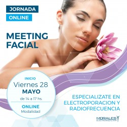 Meeting facial online