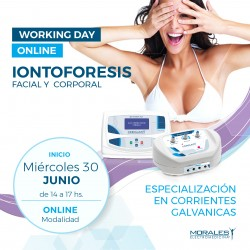 WORKING DAY EN IONTOFORESIS...