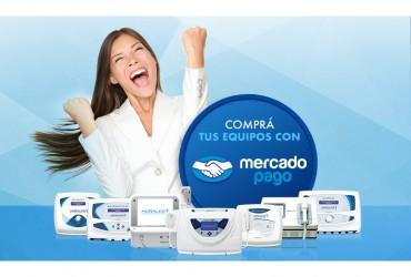 ¡En OCTUBRE comprá tus equipos con MERCADO PAGO!