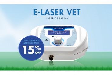 Promoción Especial en E-Laser VET